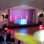Large wedding at Kelvin Grove, with Evergreen Music as the DJ Service