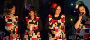 T-Sakkie Sisters perform
